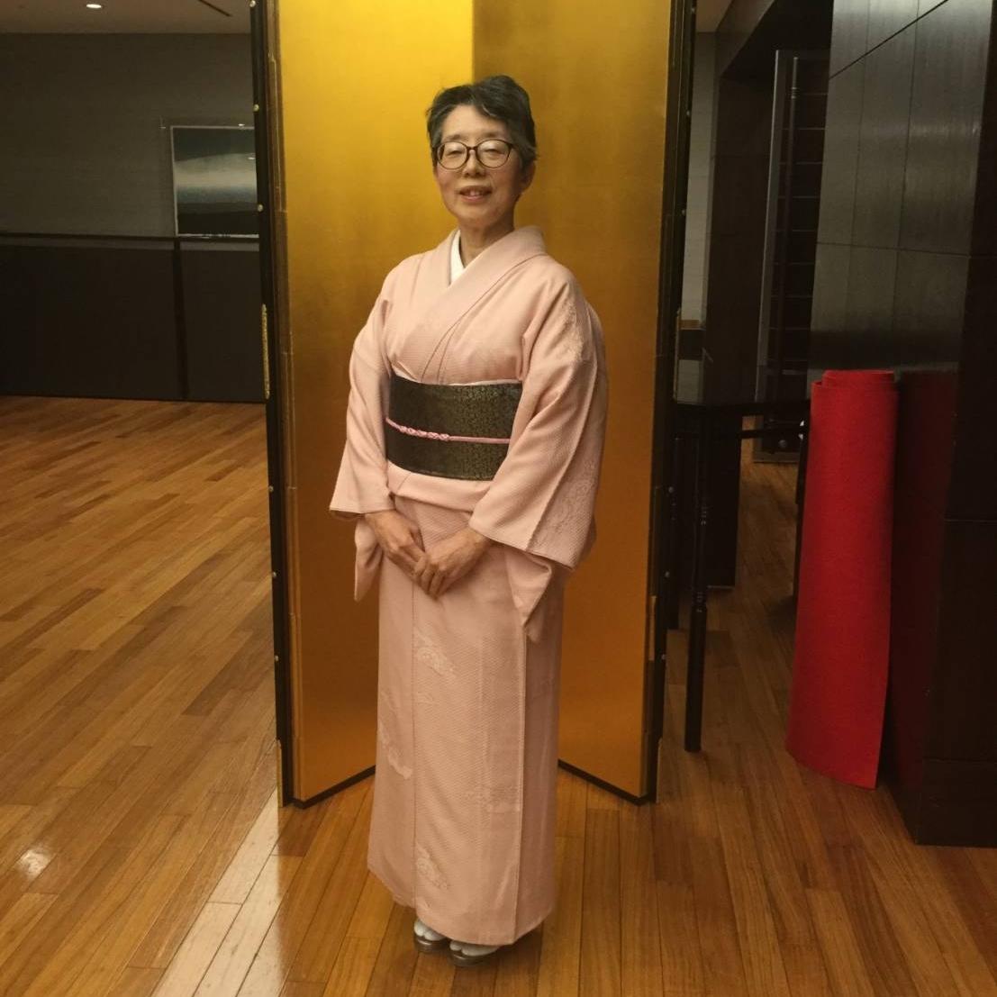 河田よしこ